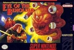 DUNGEONS & DRAGONS EYE OF THE BEHOLDER (usagé)
