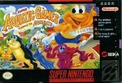 SUPER AQUATIC GAMES (usagé)