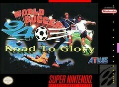 WORLD SOCCER 94 ROAD TO GLORY (usagé)