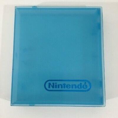 CASE CARTRIDGE PROTECTOR BLUE (NINTENDO) (usagé)
