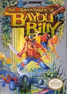 ADVENTURES OF BAYOU BILLY (usagé)