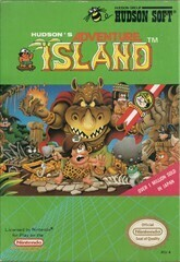 ADVENTURE ISLAND (usagé)