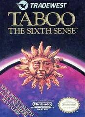 TABOO THE SIXTH SENSE (usagé)