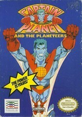 CAPTAIN PLANET AND THE PLANETEERS (usagé)