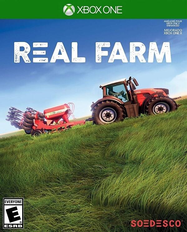 REAL FARM (usagé)