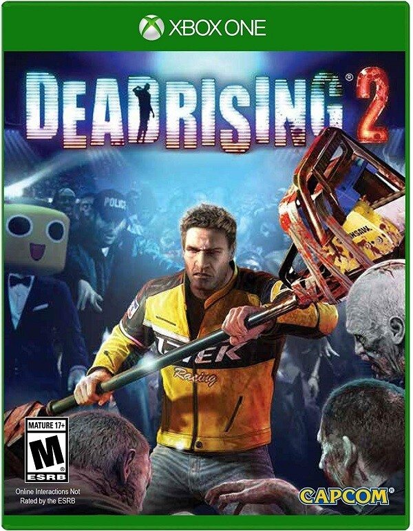 DEAD RISING 2 (usagé)