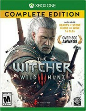 THE WITCHER 3 WILD HUNT COMPLETE EDITION (usagé)