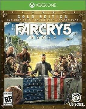 FAR CRY 5 GOLD EDITION (usagé)