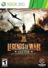 HISTORY LEGENDS OF WAR PATTON (usagé)