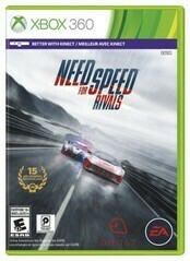 NEED FOR SPEED RIVALS (usagé)
