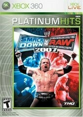 WWE SMACKDOWN VS. RAW 2007 (usagé)