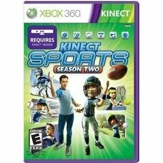 KINECT SPORTS SEASON 2 (COMPLETE IN BOX)