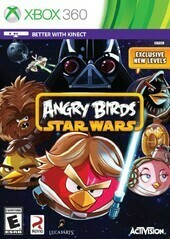 ANGRY BIRDS STAR WARS (usagé)