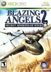 BLAZING ANGELS 2 SECRET MISSIONS OF WWII (usagé)