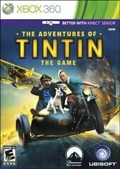 THE ADVENTURES OF TINTIN THE GAME (usagé)
