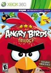 ANGRY BIRDS TRILOGY (usagé)