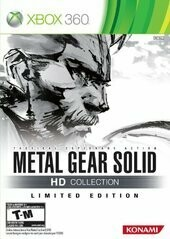 METAL GEAR SOLID HD COLLECTION LIMITED EDITION (usagé)