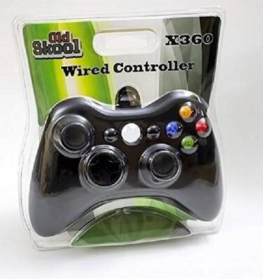 CONTROLLER WIRED BLACK JOBBER