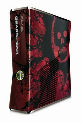 X360 MODEL 2 GEARS OF WAR 3 EDITION - 320GB (usagé)