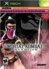 MORTAL KOMBAT DECEPTION PREMIUM PACK (usagé)