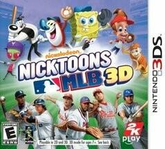 NICKTOONS MLB 3D (usagé)
