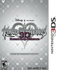 KINGDOM HEARTS 3D DREAM DROP DISTANCE (COMPLETE IN BOX)