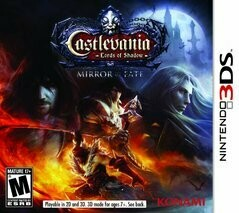CASTLEVANIA LORDS OF SHADOW MIRROR OF FATE (WITH BOX) (usagé)