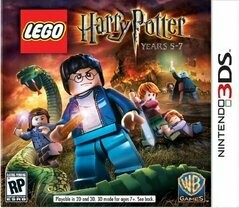 LEGO HARRY POTTER YEARS 5-7 (WITH BOX) (usagé)