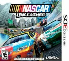 NASCAR UNLEASHED (WITH BOX) (usagé)