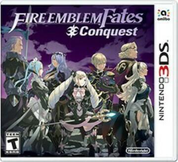 FIRE EMBLEM FATES CONQUEST (WITH BOX) (usagé)