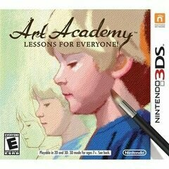 ART ACADEMY LESSONS FOR EVERYONE (COMPLETE IN BOX) (usagé)
