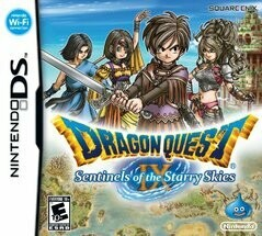 DRAGON QUEST 9 SENTINELS OF THE STARRY SKIES (COMPLETE IN BOX) (usagé)