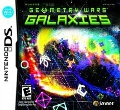 GEOMETRY WARS GALAXIES (usagé)