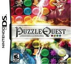 PUZZLE QUEST WARLORDS