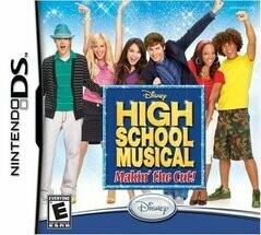 HIGH SCHOOL MUSICAL MAKIN THE CUT (usagé)