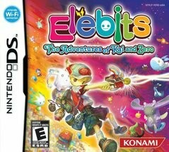 ELEBITS THE ADVENTURES OF KAI AND ZERON (COMPLETE IN BOX) (usagé)