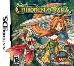 CHILDREN OF MANA (COMPLETE IN BOX) (usagé)