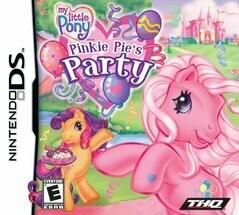 MY LITTLE PONY PINKIE PIE PARTY (usagé)