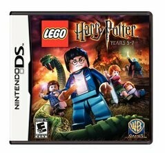 LEGO HARRY POTTER YEARS 5-7 (COMPLETE IN BOX) (usagé)