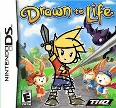 DRAWN TO LIFE (COMPLETE IN BOX) (usagé)