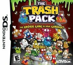 TRASH PACK (COMPLETE IN BOX)