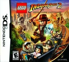 LEGO INDIANA JONES 2 THE ADVENTURE CONTINUE (usagé)