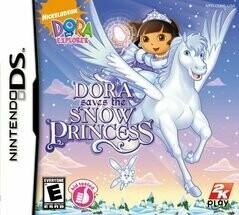 DORA THE EXPLORER DORA SAVES THE SNOW PRINCESS (usagé)