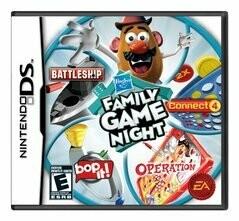 HASBRO FAMILY GAME NIGHT (usagé)