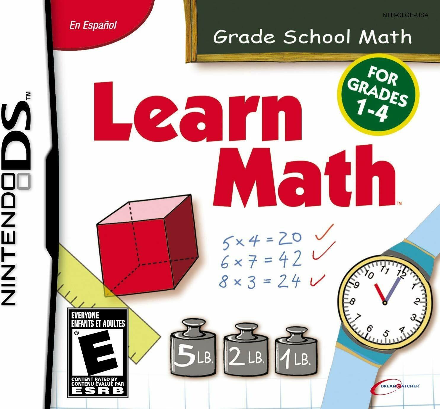 LEARN MATH (usagé)