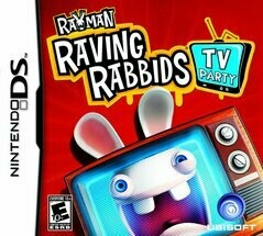 RAYMAN RAVING RABBIDS TV PARTY (usagé)