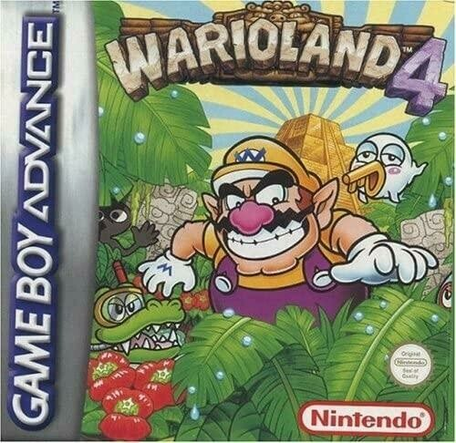 WARIO LAND 4 (COMPLETE IN BOX) (usagé)