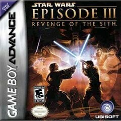 STAR WARS EPISODE III REVENGE OF THE SITH (usagé)