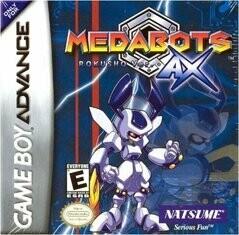 MEDABOTS AX: ROKUSHO