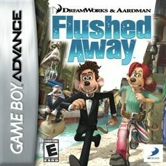FLUSHED AWAY (usagé)